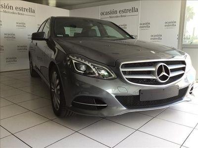 usado Mercedes 220 Clase E CLASEBT 9G TRONIC