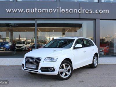 brugt Audi Q5 2.0 TDI clean d 190CV quattro S line ed
