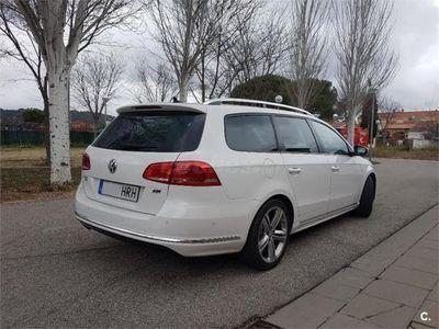usado VW Passat Variant 2.0 Tdi 177cv Dsg Rline Bmt 5p. -13