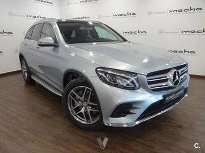 usado Mercedes GLC220 Clase GlcD 4matic Amg Line 5p. -16