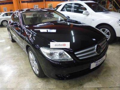 usado Mercedes CL500 Sport