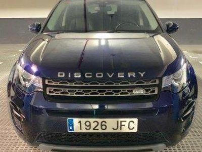 usado Land Rover Discovery Sport 2.2TD4 SE 4x4 Aut. 150