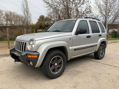 usado Jeep Cherokee 2.5CRD Jamboree