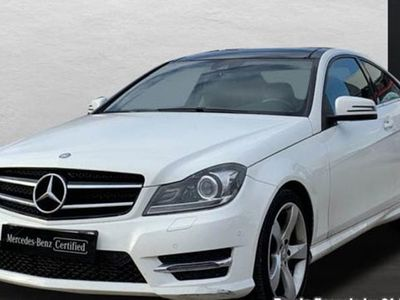 usado Mercedes C220 ClaseCDI BlueEfficiency Coupe