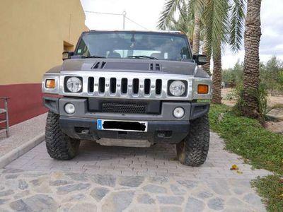 usado Hummer H2 6.0 V8 SUT / GLP : 160 litros