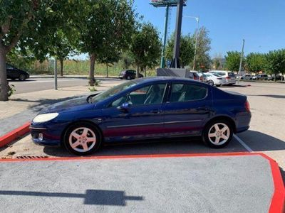 usado Peugeot 407 2.0HDI ST Sport Aut.4