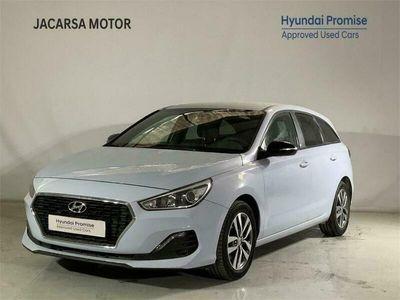 usado Hyundai i30 CW 1.6 CRDi 85kW (116CV) Go!