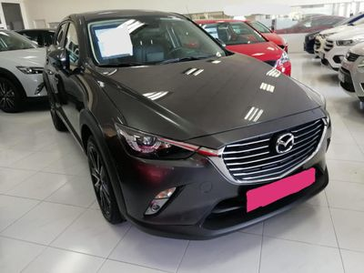 usado Mazda CX-3 2.0 Luxury 2WD Aut. 120CV