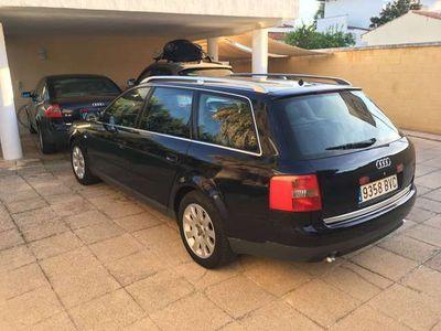 usado Audi A6 Avant 2.5TDI quattro 180