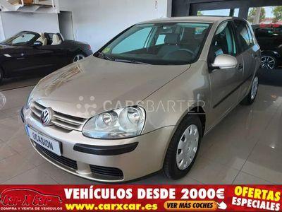usado VW Golf 1.6 Trendline 5p