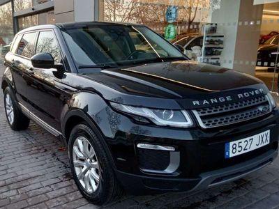 usado Land Rover Range Rover evoque 2.0L TD4 Diesel 110kW 150CV 4x4 Pure