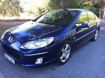 usado Peugeot 407 2.0 HDI ST Confort Pack Aut. 100 kW (136 CV) 5p