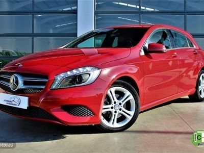 used Mercedes A220 Clase ACDI Aut. Style