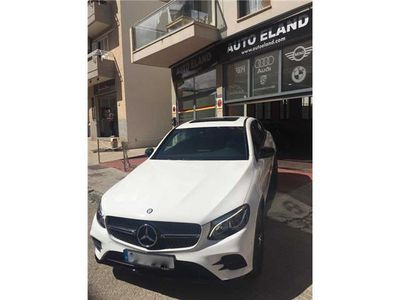 gebraucht Mercedes GLC250 4M COUPE AMG LINE