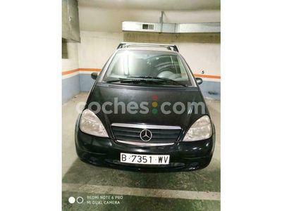 usado Mercedes A140 Clase AFashion 82 cv en Barcelona