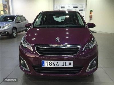 usado Peugeot 108 1.0 Vti 68 Etg5 Allure