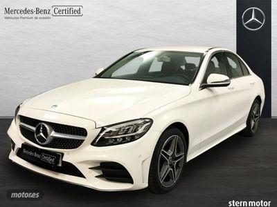 usado Mercedes C200 Clase9G-Tronic