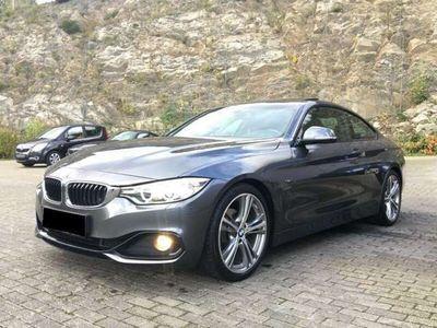 usado BMW 420 Serie 4 i Coupé Sport