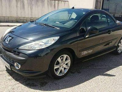 usado Peugeot 207 CC 1.6 Vti 120 cv en Toledo