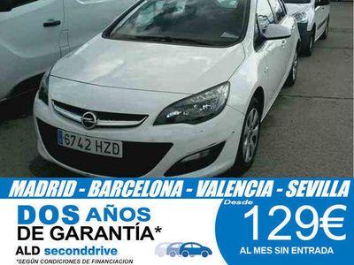 usado Opel Astra 1.7 CDTI SEDAN Business 81kW (110CV)