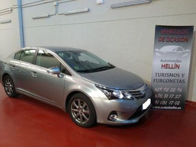 used Toyota Avensis 120D Advance