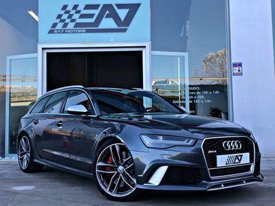 usado Audi RS6 RS6Avant 4.0 TFSI quattro Tiptronic
