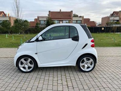 usado Smart ForTwo Coupé 52 mhd Pulse Aut.