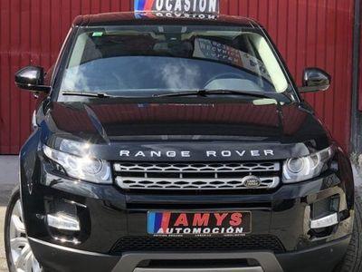 usado Land Rover Range Rover evoque 2.2L eD4 Pure Tech 4x2