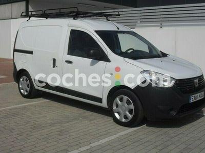 usado Dacia Dokker Van 1.5dci Ambiance 66kw 90 cv en Madrid