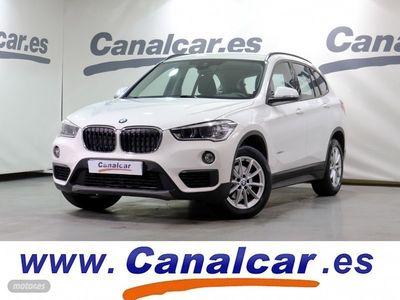 usado BMW X1 sDrive18d 150CV