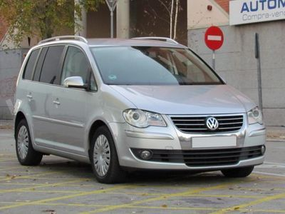 usado VW Touran 2.0 TDI 170 Traveller -08