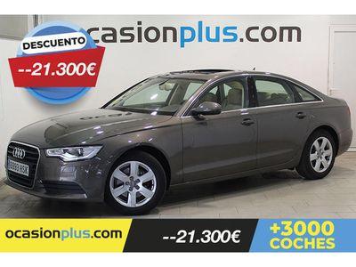 usado Audi A6 2.0 TDI multitronic (177CV)