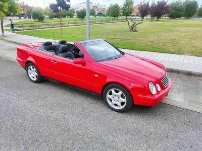 usado Mercedes CLK230 Kompressor 1999