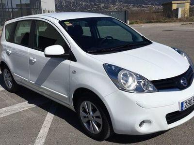 brugt Nissan Note 1.4 Acenta