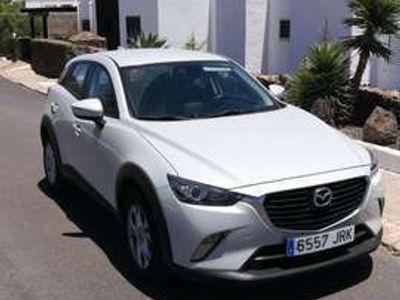 usado Mazda CX-3 2.0 Style Navegador 2WD 120
