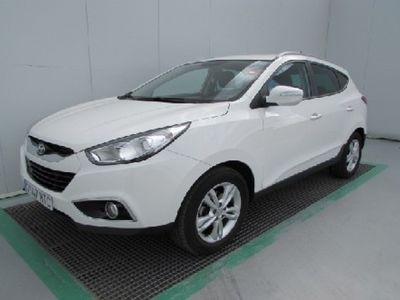 brugt Hyundai ix35 1.7 CRDI SLE 4X2