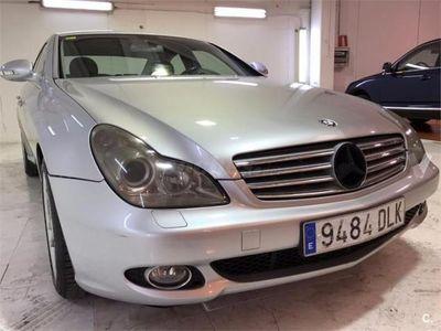 usado Mercedes CLS350 Clase Cls4p. -05
