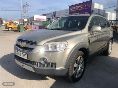 usado Chevrolet Captiva 2.0 VCDI 16V LTX 7 Plazas