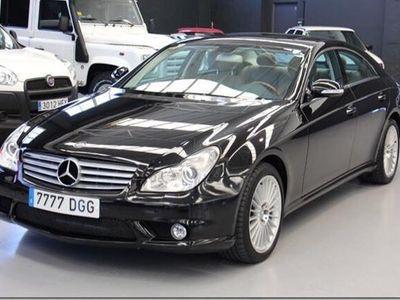 gebraucht Mercedes CLS500 Aut.