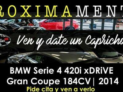 usado BMW 420 Gran Coupé iA xDrive