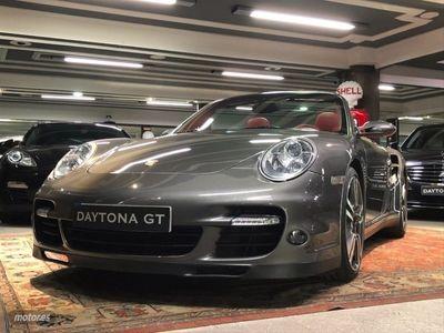 usado Porsche 911 Turbo Cabriolet 480CV Excepcional Approved
