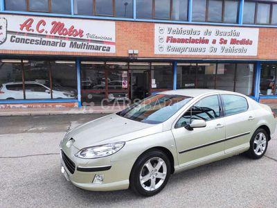 usado Peugeot 407 2.0HDI ST Sport 4p