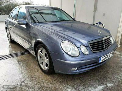 usado Mercedes E270 Clase