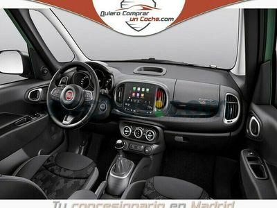usado Fiat 500L 500l1.4 Cross 95 cv en Madrid