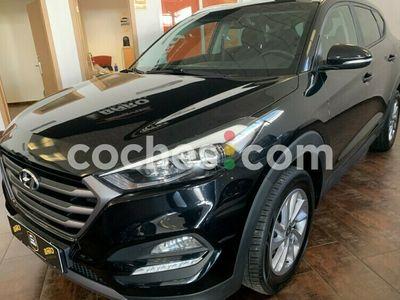 usado Hyundai Tucson 2.0crdi Bd Klass Sky Nav 4x2 136 cv en Cordoba