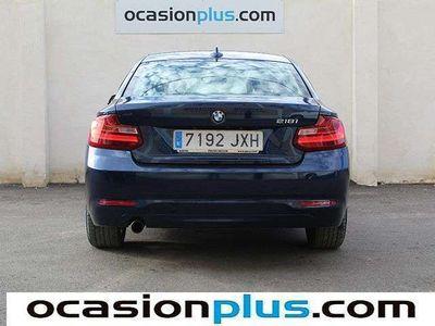 usado BMW 218 i Coupé