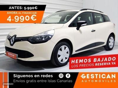 usado Renault Clio Sport Tourer Authentique 1.2 16v 75 E6