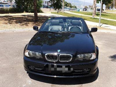 usado BMW 323 Cabriolet Serie 3 E46 Cabrio