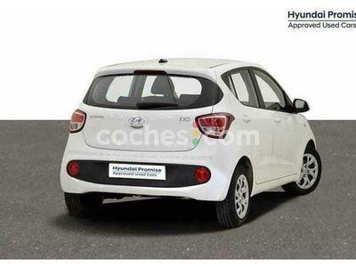 usado Hyundai i10 I101.0 Tecno 66 cv en Zaragoza