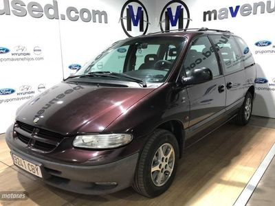 usado Chrysler Grand Voyager SE 2.5 CRD